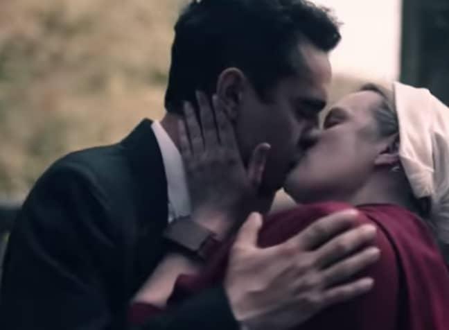 June and Nick reunite in upcoming scenes (Credit: Hulu)