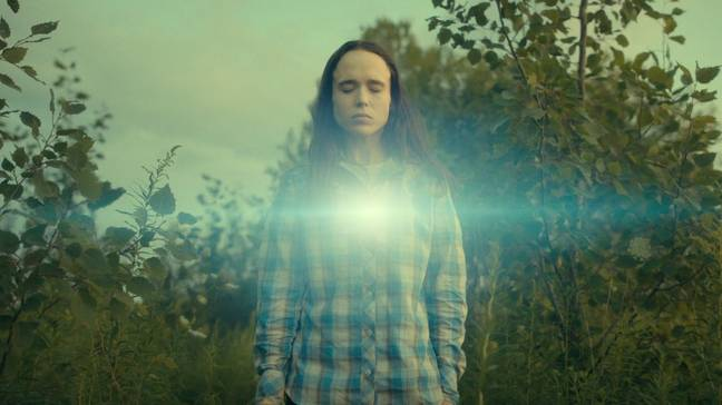The popular sci fi drama - which stars Ellen Page - will be back on our screens from 31st July 2020 (Credit: Netflix)
