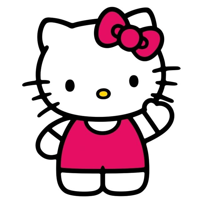 Hello Kitty was first introduced in 1974 and has since become a billion dollar franchise (Credit: Sanrio)