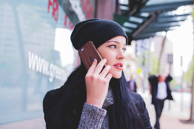 Domestic violence help services are available by phone (Credit: Unplash)