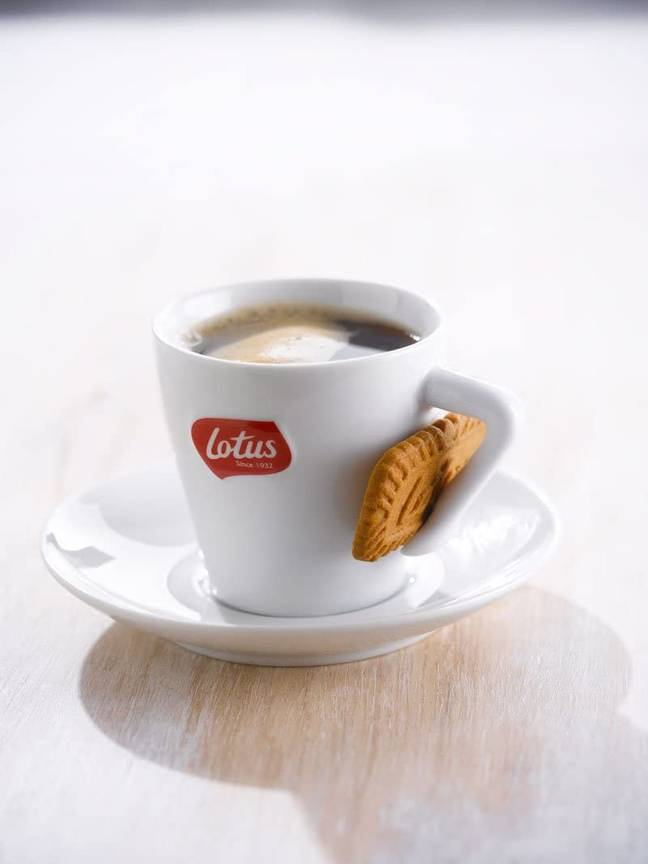 What better way to guarantee you're never short of a Lotus Biscoff biccie to go with your coffee? (Credit: Amazon)