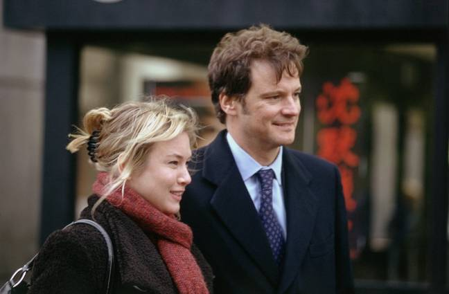 Bridget pins all her happiness on her literal Mr Darcy (Credit: Universal)
