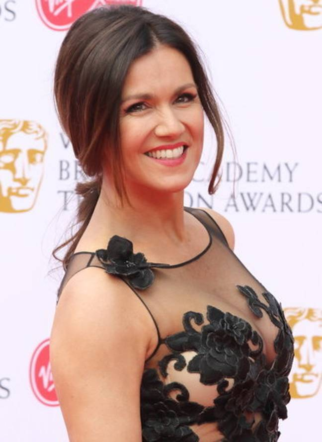 Susanna Reid has been subjected to scrutiny about her appearance (Credit: PA)