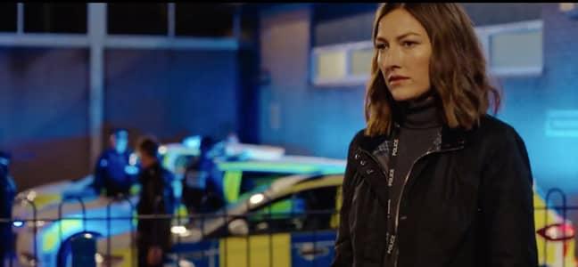 Kelly McDonald plays AC-12's latest suspect (Credit: BBC)