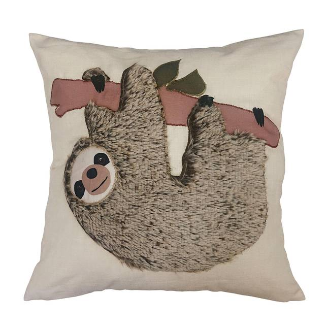 The sloth pillow isn't one to miss Credit: Dunelm
