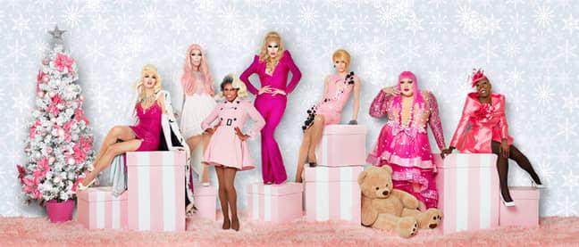 Credit: Christmas Queens