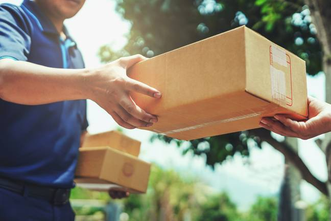 Keep those deliveries coming! (Credit: Shutterstock)