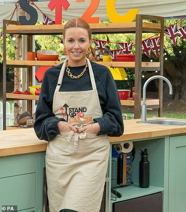 TV presenter and Strictly winner Stacey Dooley (Credit: Channel 4)