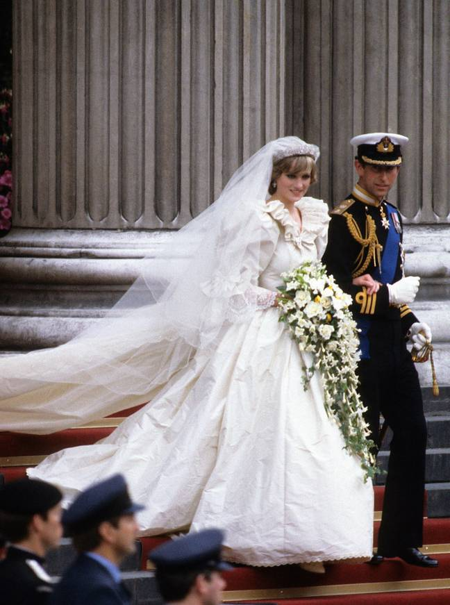 We are expecting to see Prince Charles and Diana's wedding in Season 4. (Credit: PA)