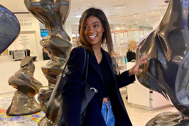 Jamila wants companies and brands to do more to promote inclusivity (Credit: Jamila Robertson)
