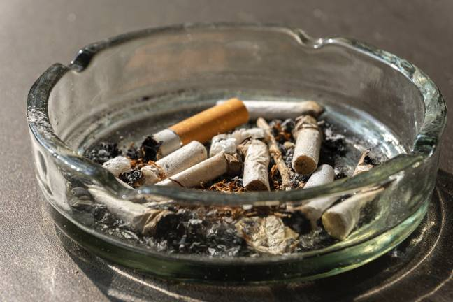 Smoking in outdoor public spaces could be made illegal (Credit: Unsplash)