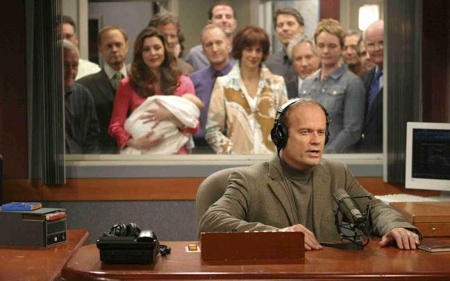 Frasier concluded in 2004 (Credit: CBS)