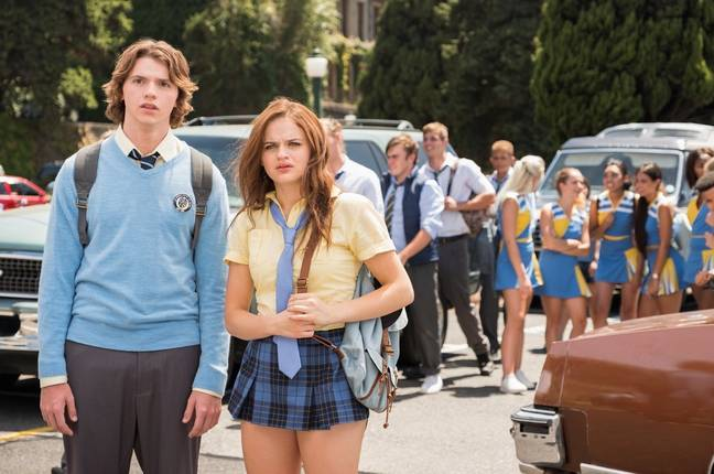 The original movie followed BFFs Elle and Lee as they navigated their junior year in high school (Credit: Netflix)