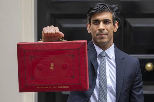 Rishi Sunak announced the stamp duty holiday during the budget (Credit: PA)