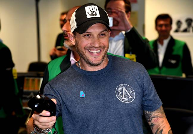 Tom Hardy will play a 'pivotal' role in the project. Credit: PA Images