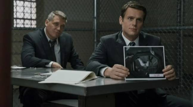 Mindhunter has aired two seasons so far (Credit: Netflix)