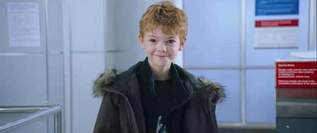 Sam had a hidden talent in the film (Credit: Universal)