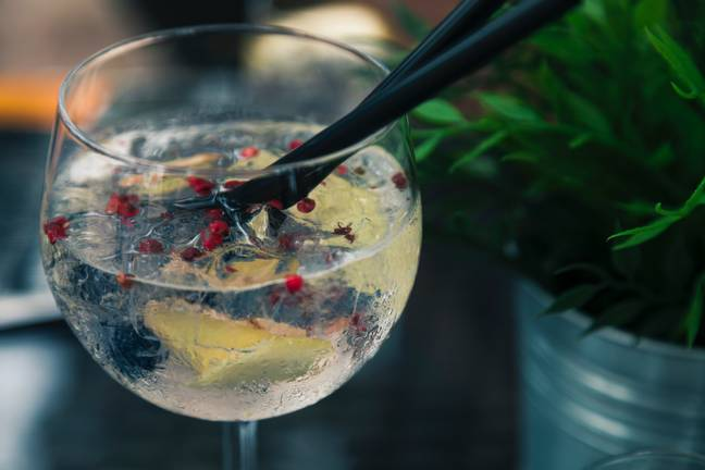 Wetherspoon is selling loads of brands of gin from the UK and overseas (Credit: Pexels)