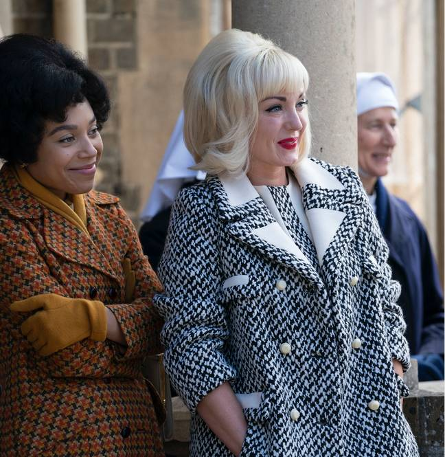 Call the Midwife's 2020 Christmas special takes place in 1965 (Credit: BBC One)