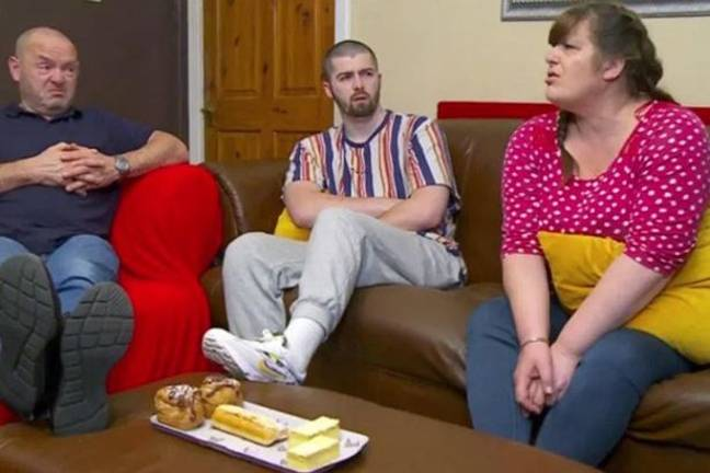 The Malone family have appeared in the show since 2014 (Credit: Channel 4)