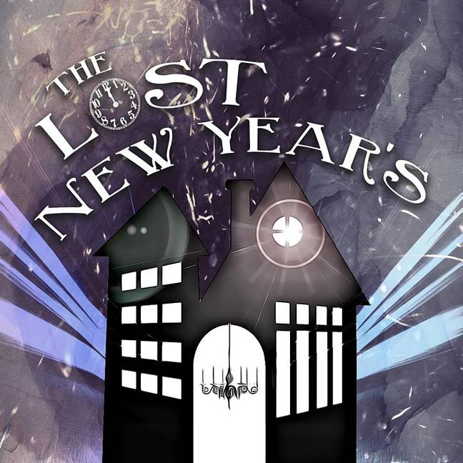 The Lost New Year event celebrates New Year in every timezone (Credit: The Lost New Year)