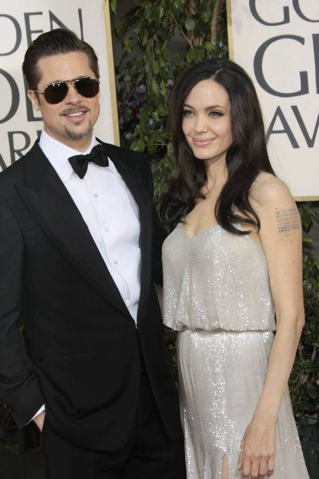 Angelina and Brad are in the grips of a long divorce battle (Credit: PA Images)