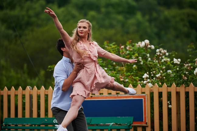 'Flirty Dancing' is in its second series (Credit: Channel 4)