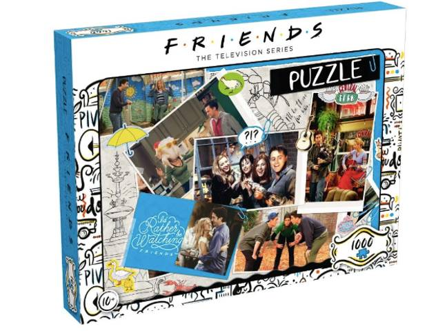 This Friends puzzle is full of the show's best moments (Credit: 365 Games)