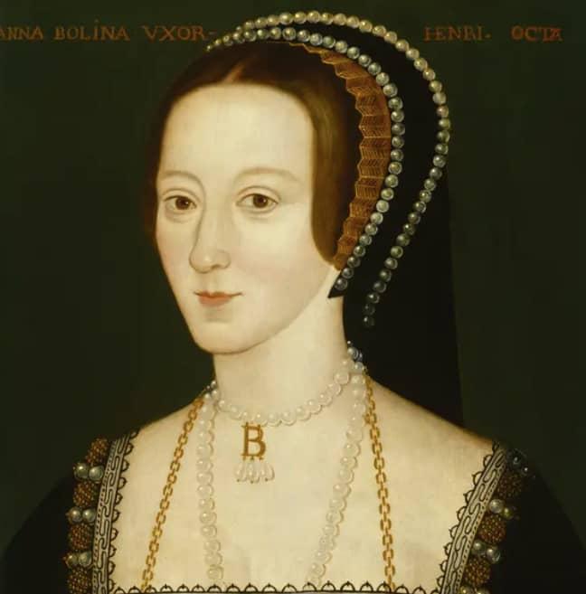 Anne Boleyn was beheaded in the Tower of London (Credit: Wikimedia)