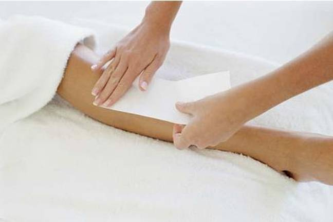 Waxing our legs is painful enough, but there are ways you can minimise the discomfort (Credit: Flickr)