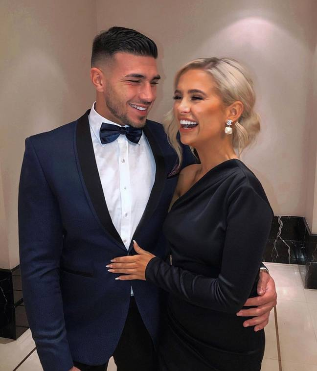 Love Island power couple Molly-Mae and Tommy (Credit: Instagram/mollymae)