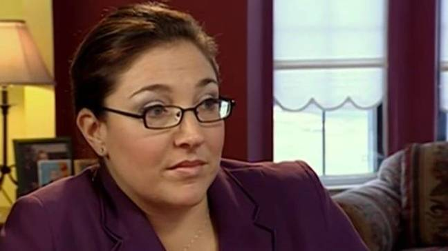 Jo Frost is the miracle-working nanny who hosts the show (Credit: Channel 4)