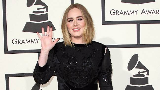 Adele is said to be dating Skepta Credit: PA