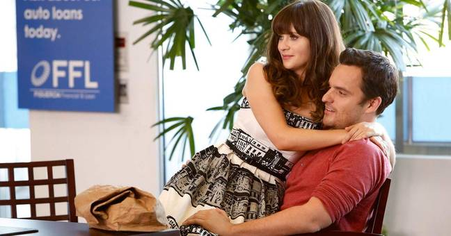 'New Girl' has enjoyed a fresh wave of popularity in lockdown (Credit: Netflix)