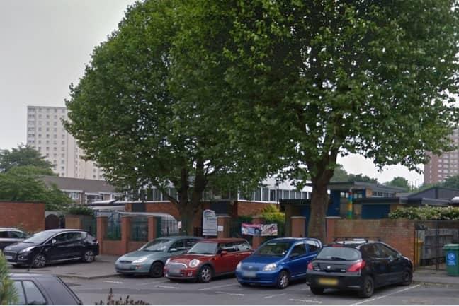 Easton CE Academy in St Jude's, Bristol (Credit: Kennedy News)