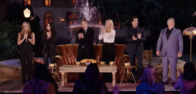 The Friends reunion will air on HBO Max on 27th May (Credit: HBO Max)