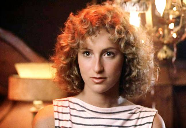 Jennifer Grey will executive produce the sequel (Credit: Vestron Pictures)