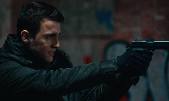 Ryan takes aim at Kate (Credit: BBC)