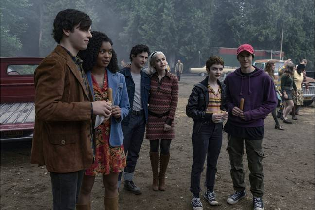 'Chilling Adventures of Sabrina' Season 3 comes to Netflix Friday 24th January (Credit: Netflix)