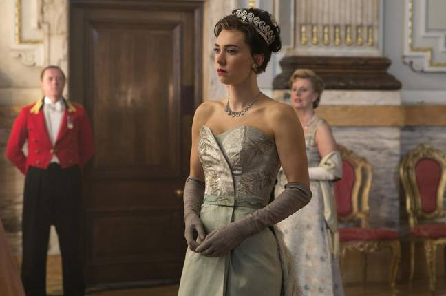 Princess Margaret was first played by Vanessa Kirby (Credit: Netflix)