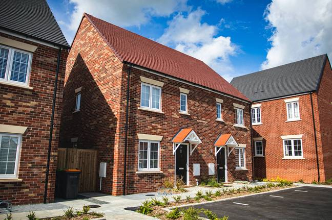 The government will offer at least a 30% off market prices for new builds (Credit: Unsplash)