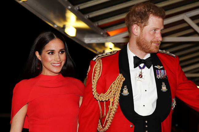 Harry and Meghan have been blamed by trolls without any evidence or reason or logic (Credit: PA Images)