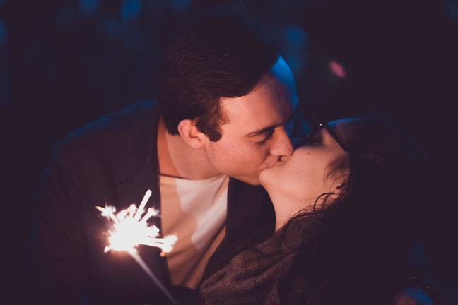 Kissing a stranger could soon be a thing of the past (Credit: Unsplash)