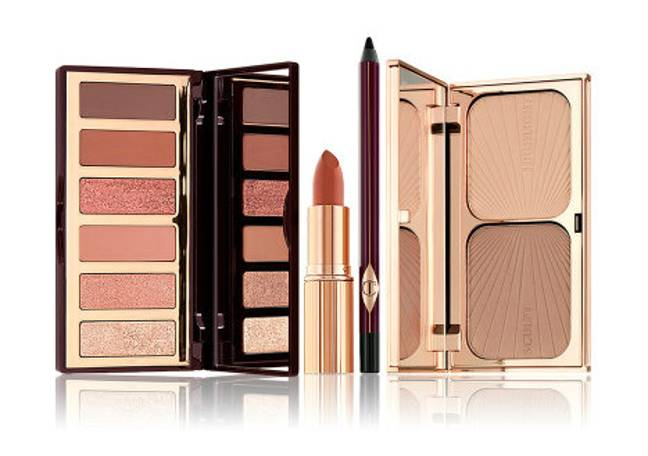 Sun-Kissed Bohemian Beauty Secrets Face Kit, now £82.80 (Credit: Charlotte Tilbury)