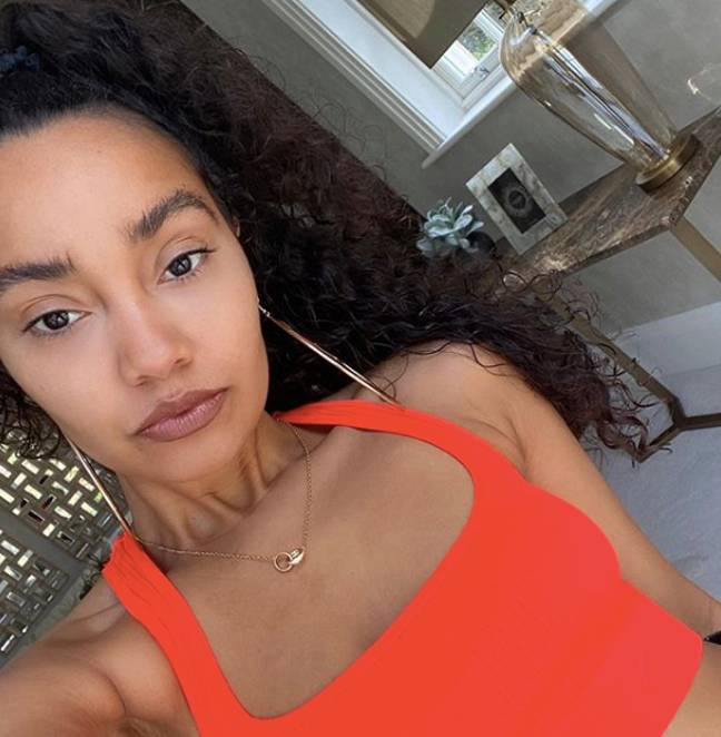 Leigh-Anne Pinnock is fronting a BBC racism doc (Credit: Instagram/ Leigh-Anne Pinnock)