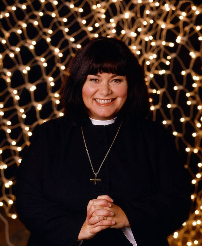 Dawn French has played the character since 1994 (Credit: BBC)