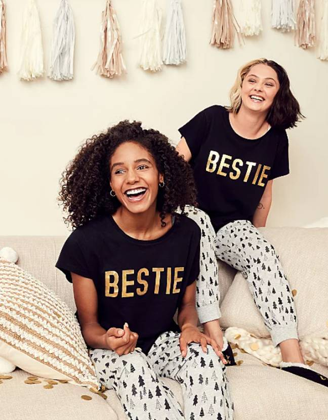 Twin with your BFF this Christmas (Credit: ASDA)