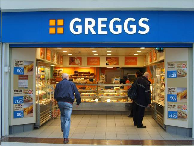 Greggs closed all of its 2,050 stores on 24th March after the UK went into lockdown (Credit: WikiCommons)