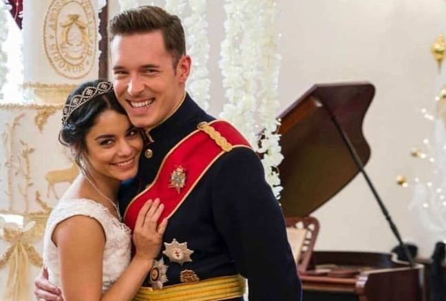 'The Princess Switch', which stars Vanessa Hudgens, is getting a sequel. (Credit: Netflix)