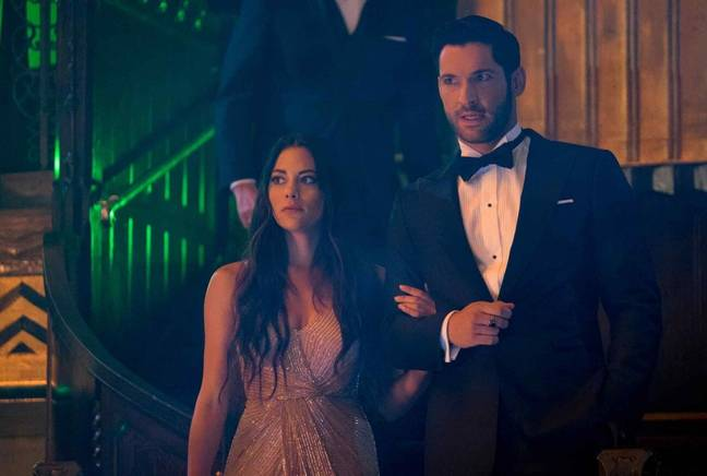 Lucifer season 5 part 2 is still to air (Credit: Netflix)